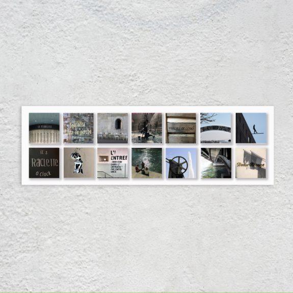 Wandbilder mit Fotos aus der Schweiz