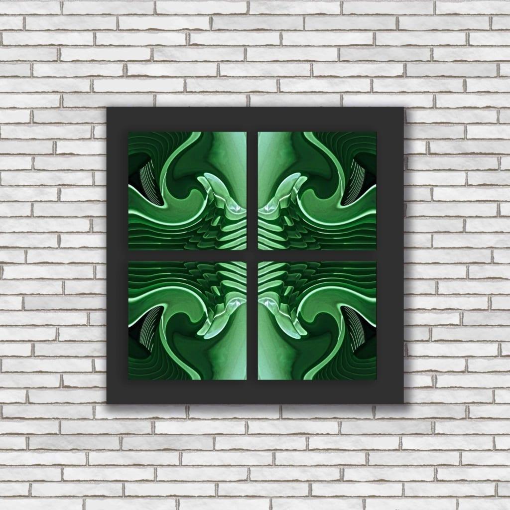 green graphique 4 noir