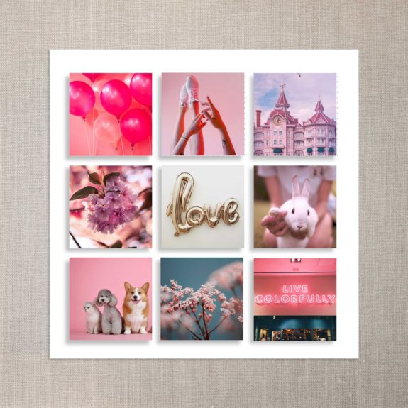 Pink 9 1 1