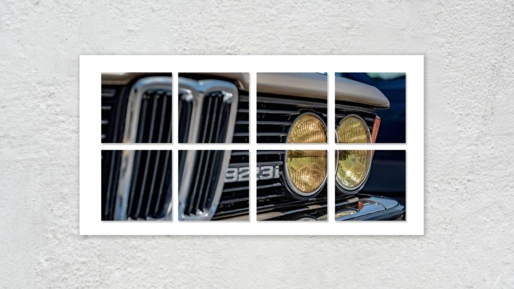 BMW Oldtimer 8 1 2